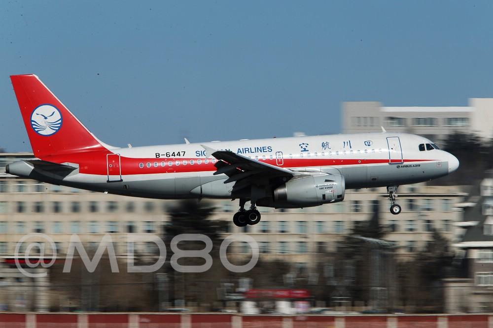 Re:[原创][DLC场外] 周末 AIRBUS A319-100 B-6447 中国大连国际机场