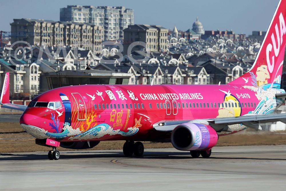 Re:[原创][DLC场外] 周末 BOEING 737-800 B-5470 中国大连国际机场