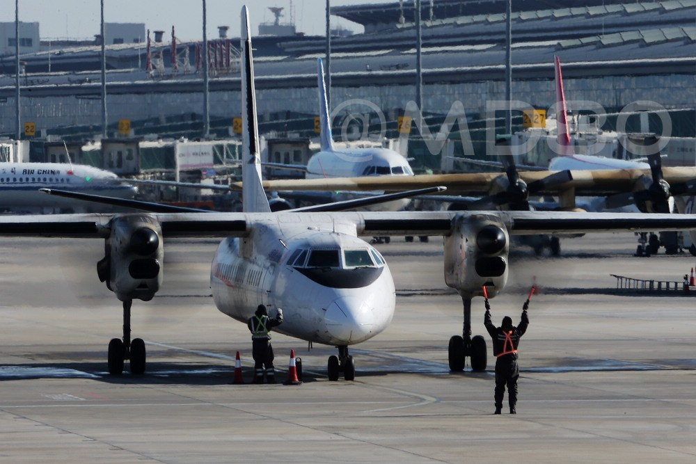 Re:[原创][DLC场外] 周末 XIAN AIRCRAFT MA 60 B-3715 中国大连国际机场