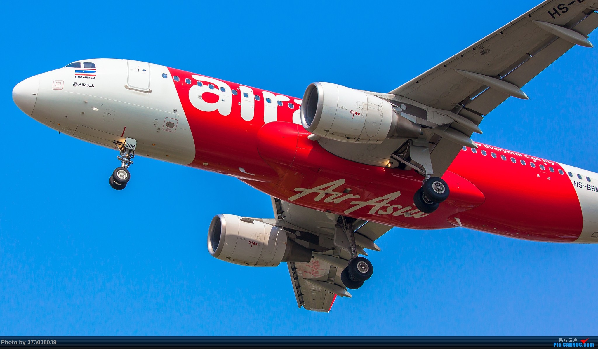 Re:立春 AIRBUS A319-100 HS-BBM 中国杭州萧山国际机场