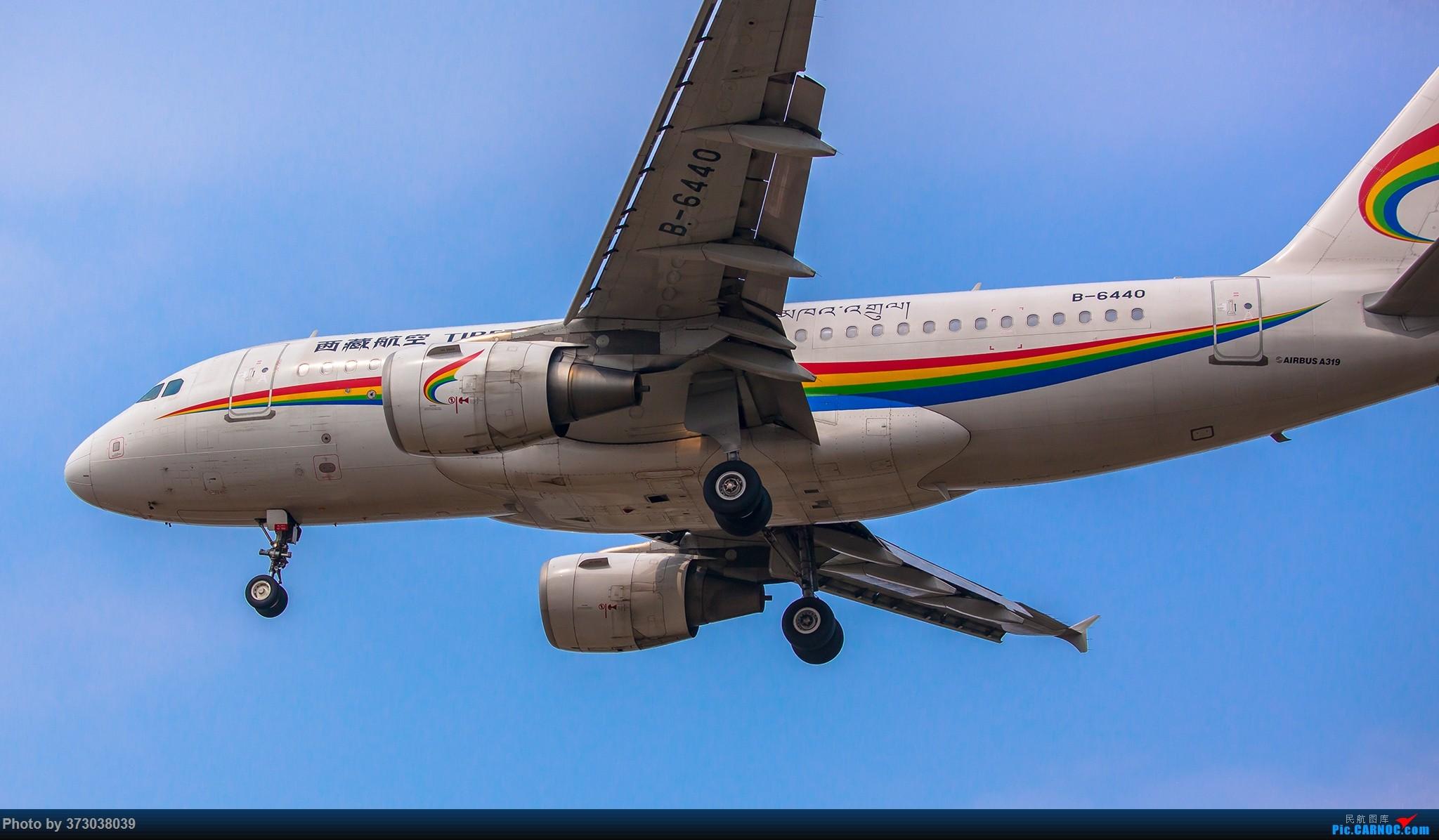Re:[原创]立春 AIRBUS A319-100 B-6440 中国杭州萧山国际机场