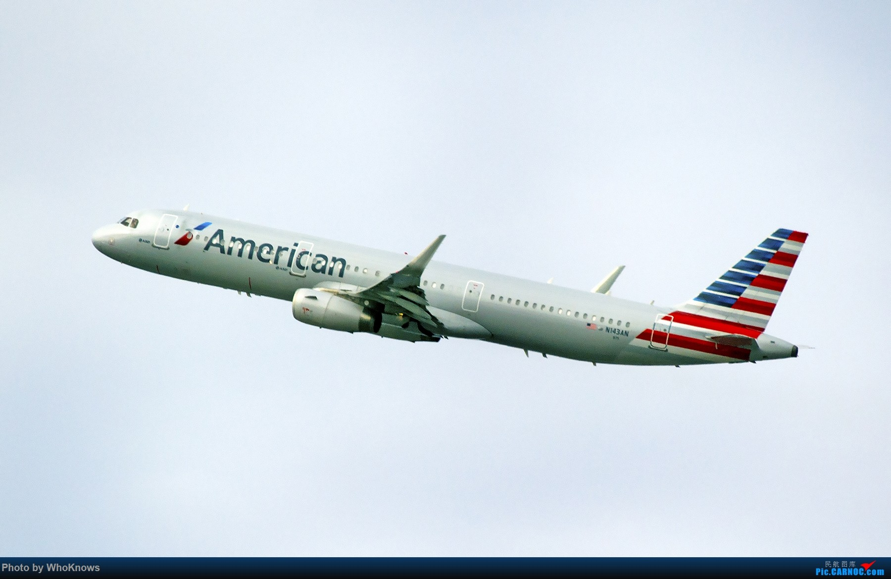 Re:[原创]一些小东西 AIRBUS A321-200 N143AN 美国纽瓦克机场