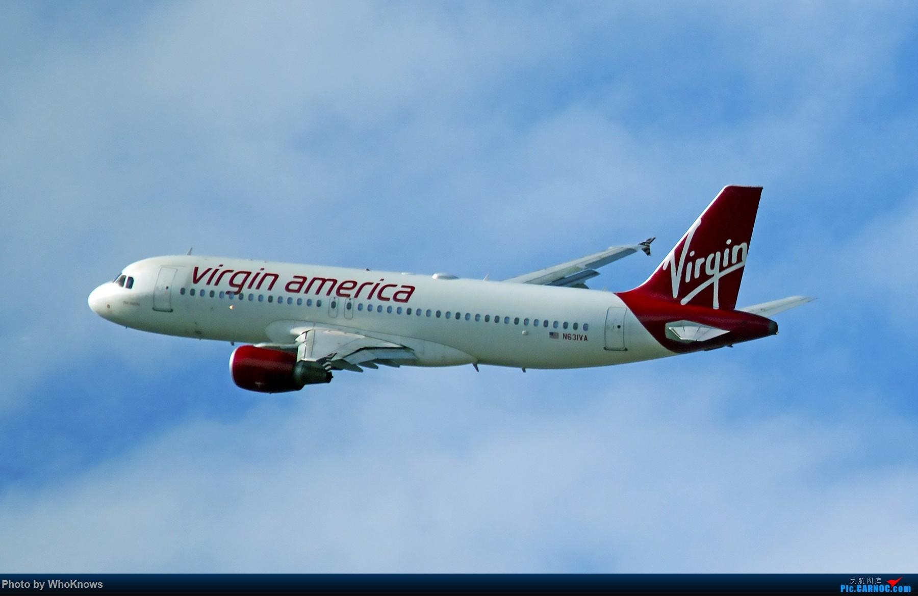 Re:[原创]一些小东西 AIRBUS A320-200 N631VA 美国纽瓦克机场
