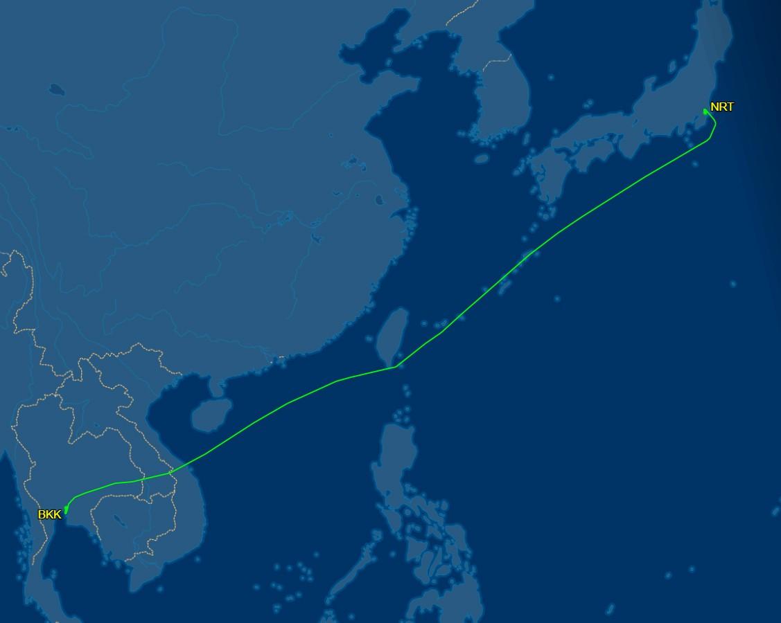 Re: [原创]【 寰球十万八千里 | 下集 | 午前曳航 】 BOEING 787-8 JA844J 日本东京成田机场
