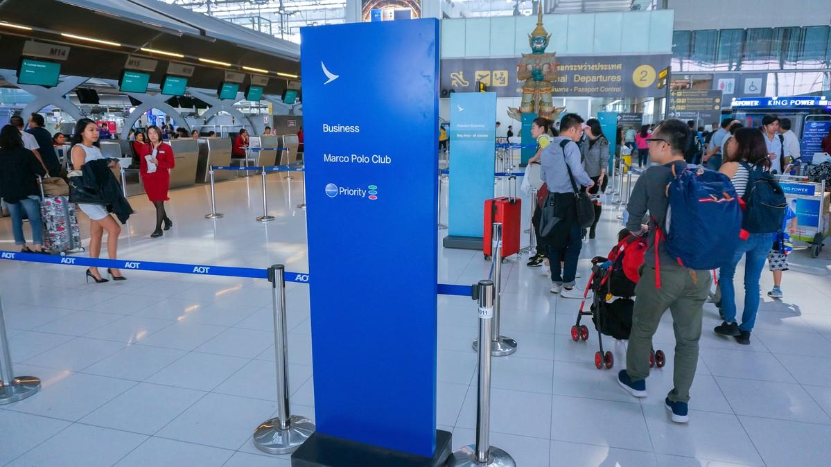 Re: [原创]【 寰球十万八千里 | 下集 | 午前曳航 】    泰国曼谷素万那普国际机场