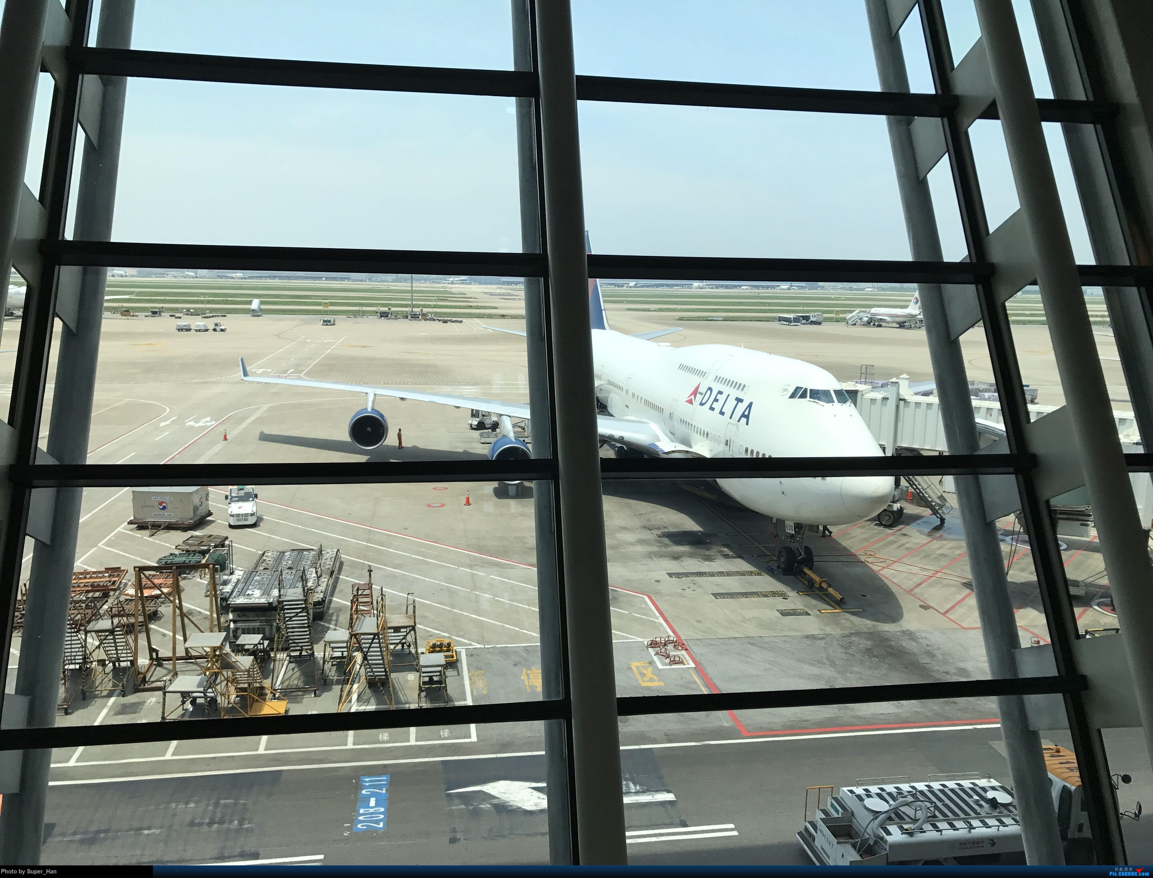 Re:[原创]PVG-AMS 第一次走进阿姆斯特丹史基浦机场! BOEING 747-400  中国上海浦东国际机场