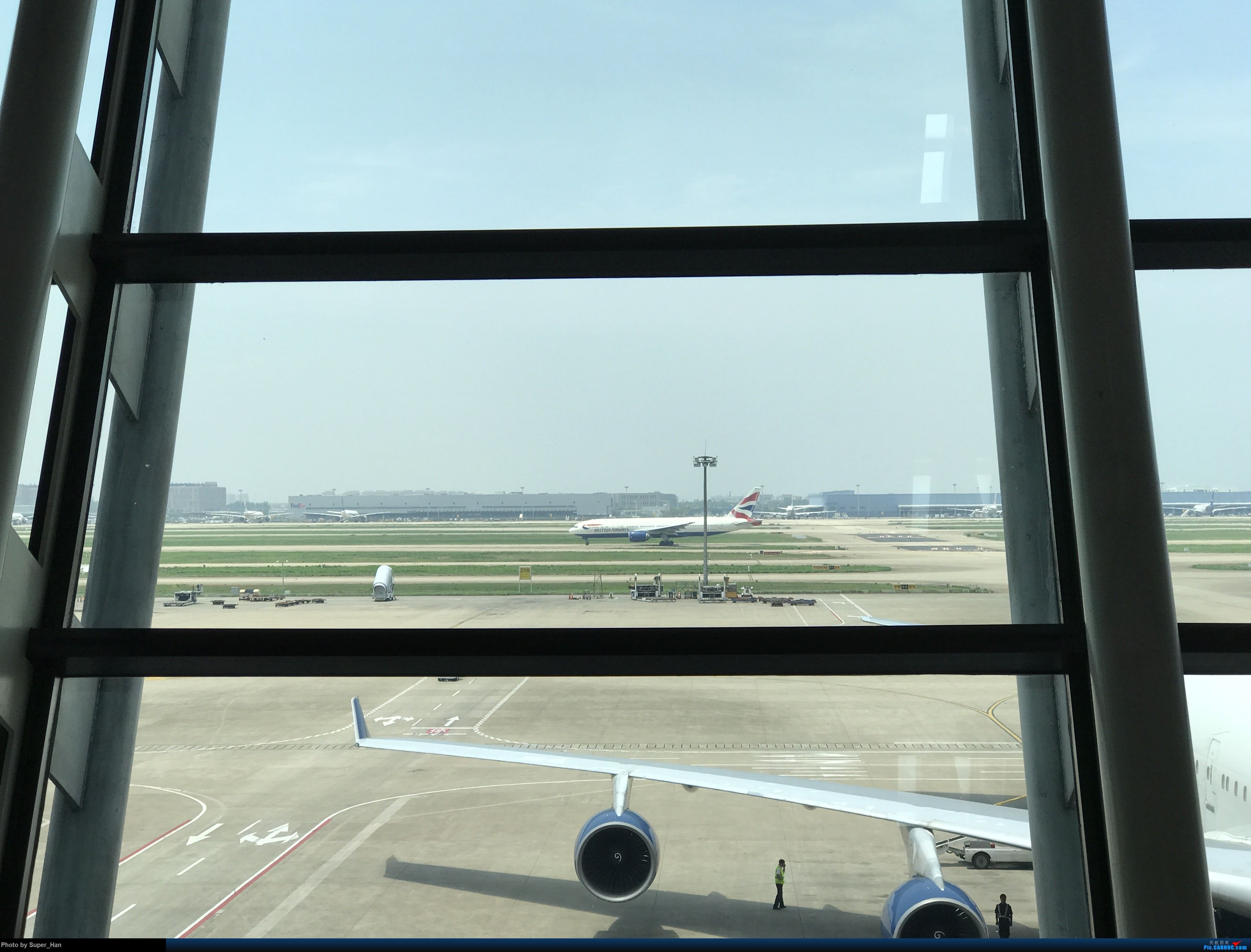 Re:[原创]PVG-AMS 第一次走进阿姆斯特丹史基浦机场! BOEING 777-200  中国上海浦东国际机场
