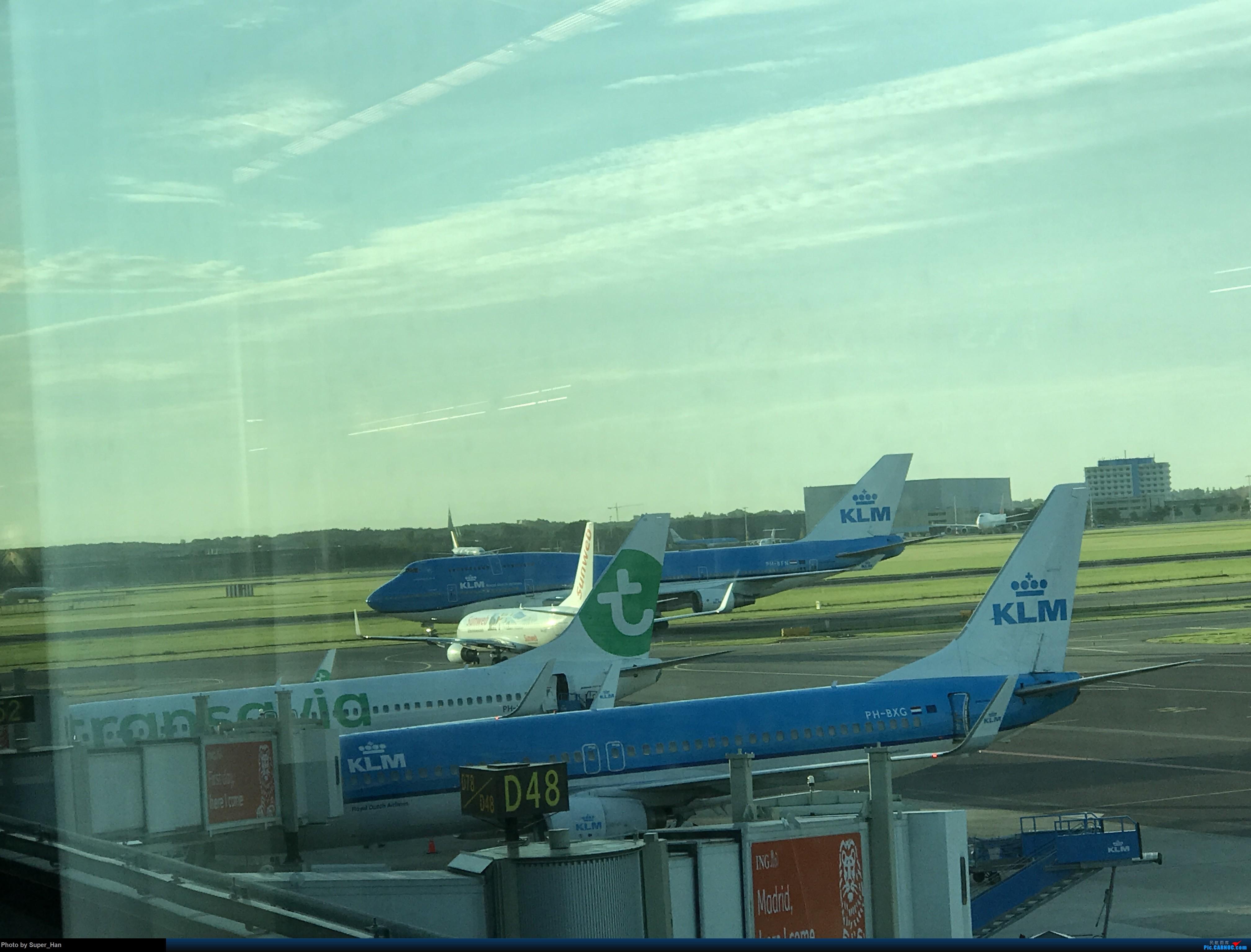 Re:[原创]离开AMS BOEING 747-400 PH-BFN 荷兰阿姆斯特丹史基浦机场