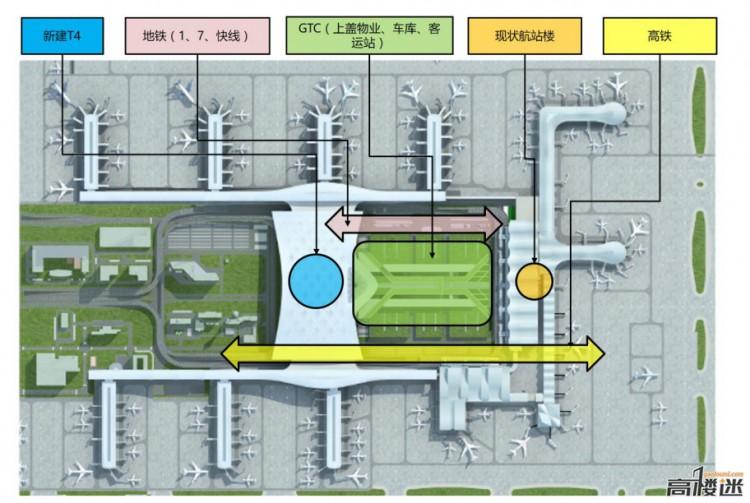 Re:[讨论]求汇总各路机场的终极建设规划图    中国杭州萧山国际机场