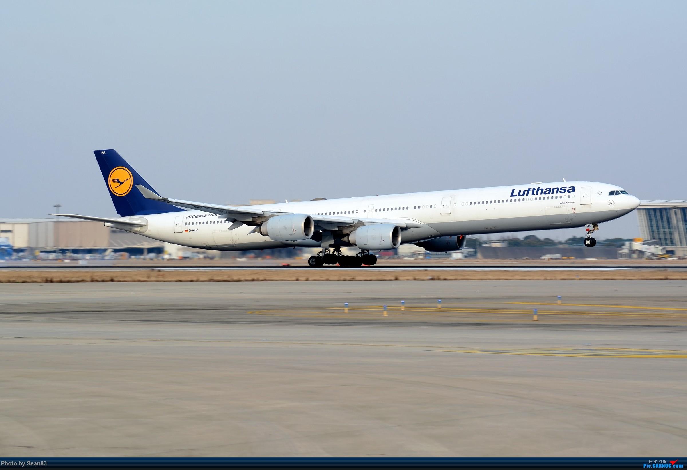 Re:[原创](PVG)三、六 AIRBUS A340-600  中国上海浦东国际机场