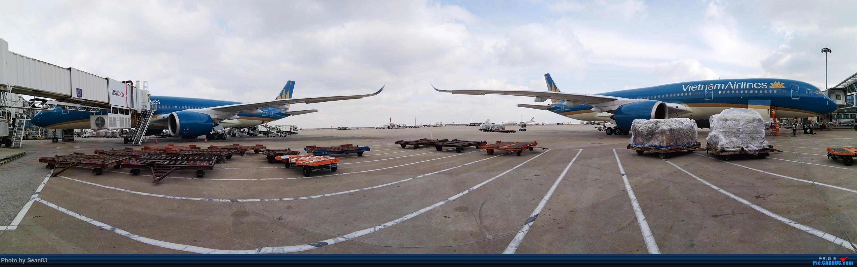 Re:[原创][PVG] 严冬苦寒也不忘拍机,上一张A350 AIRBUS A350-900  中国上海浦东国际机场
