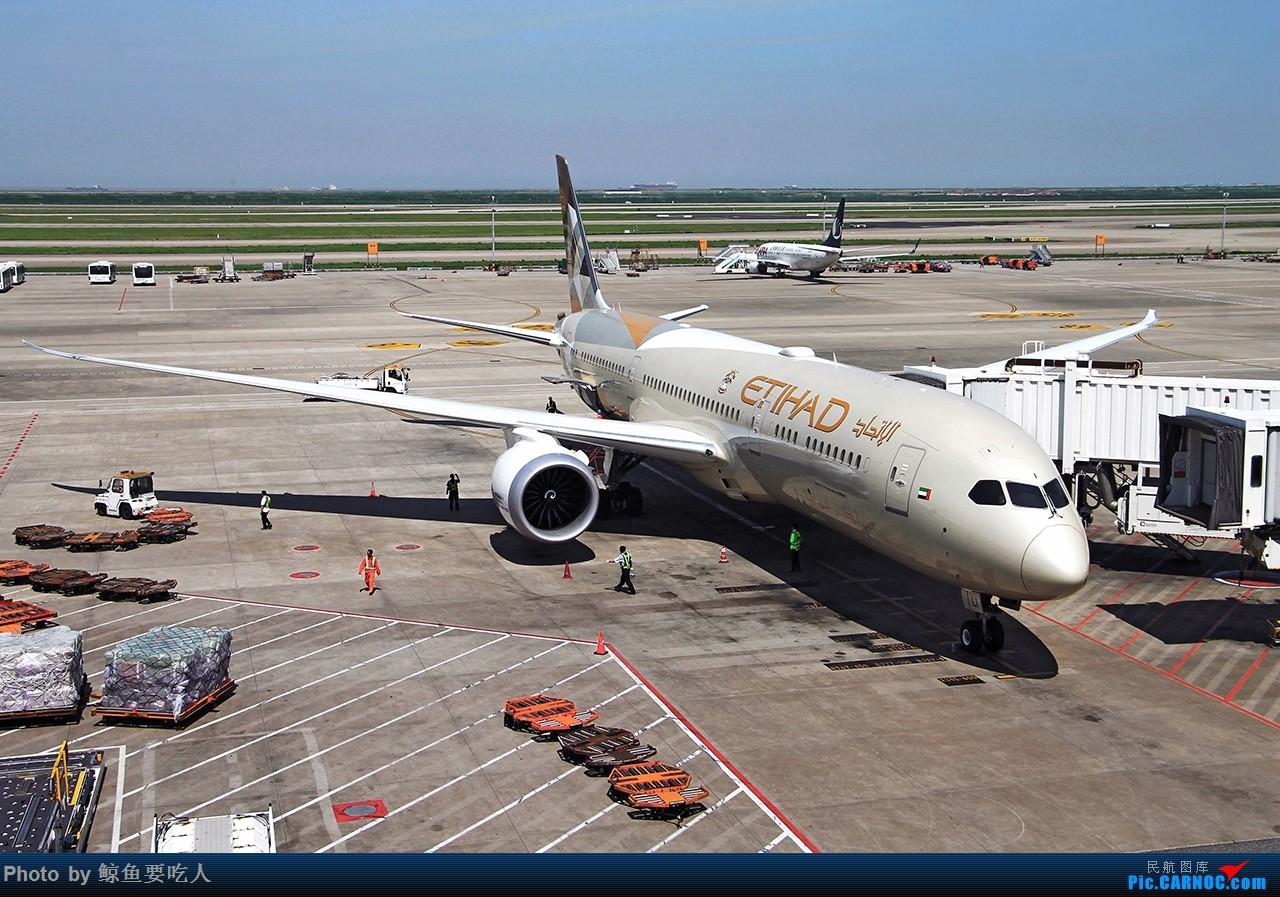 Re:[原创]持续更~~ 2014年1月--- 2018年2月 横跨四年,9个机场,18家航空公司,26张精选图片 BOEING 787-9