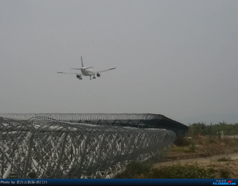 Re:[原创]我的拍飞机心情(广州) AIRBUS A320-200 B-6703 中国广州白云国际机场
