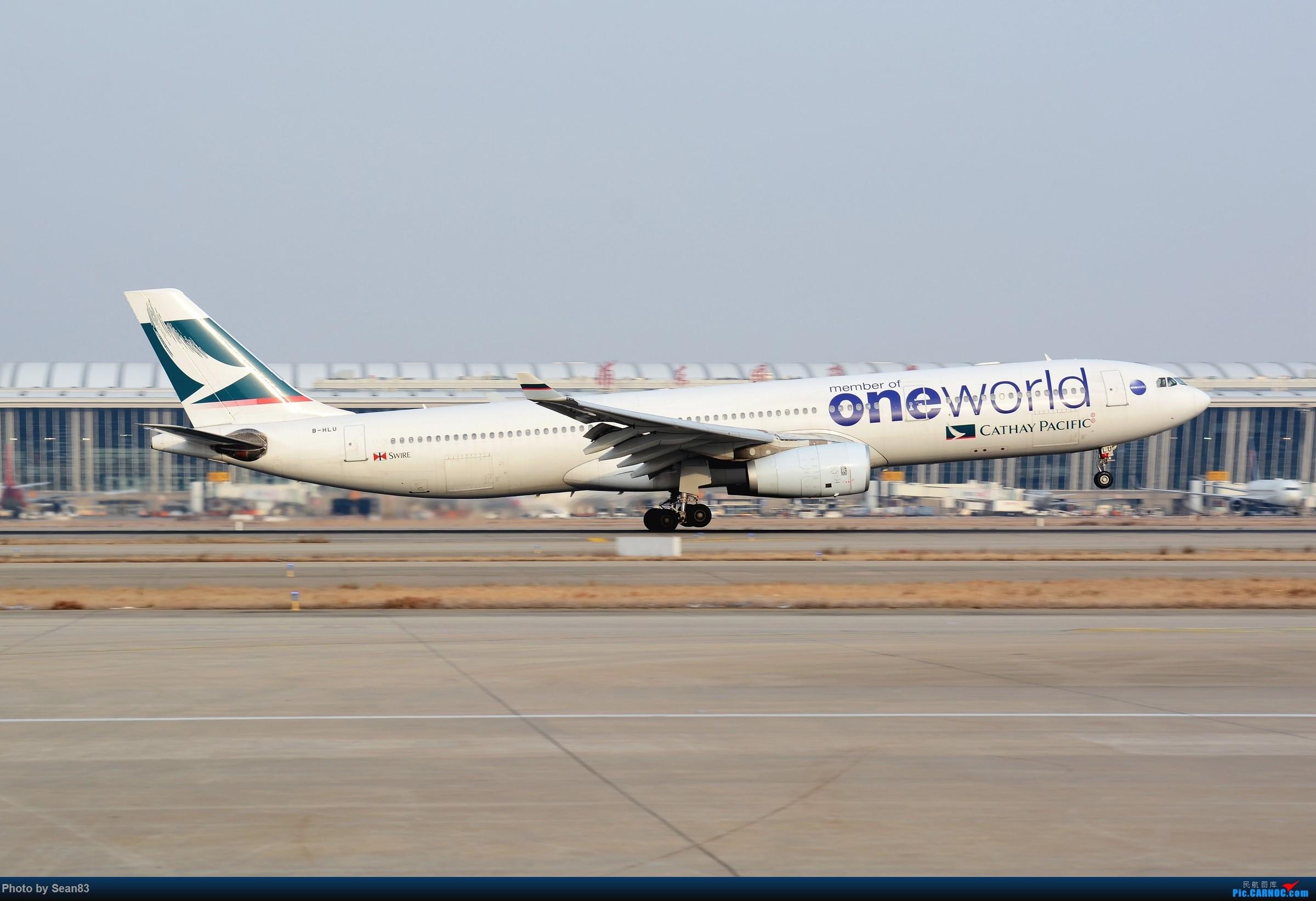 [原创](PVG)寰宇@国泰 AIRBUS A330-300 B-HLU 中国上海浦东国际机场