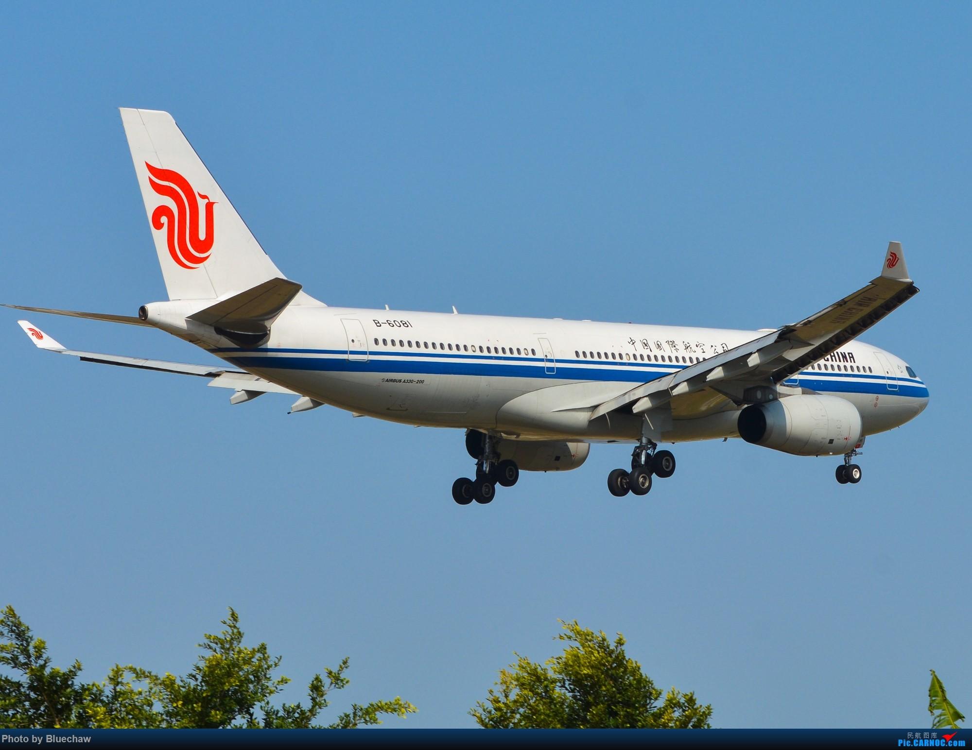 Re:[原创]二月白云拍机,酷航788等 AIRBUS A330-200 B-6081 中国广州白云国际机场