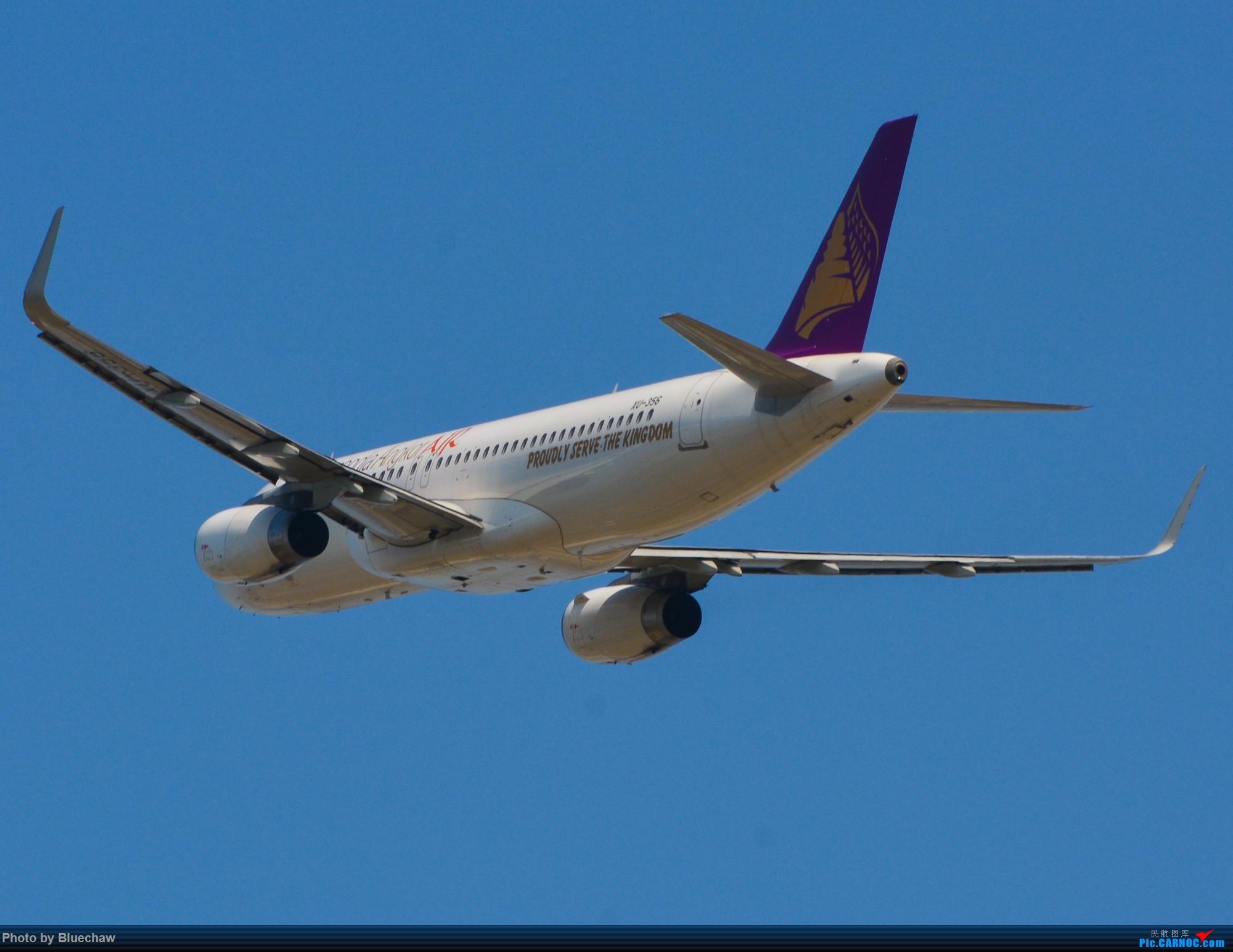 Re:[原创]二月白云拍机,酷航788等 AIRBUS A320 XU-356 中国广州白云国际机场