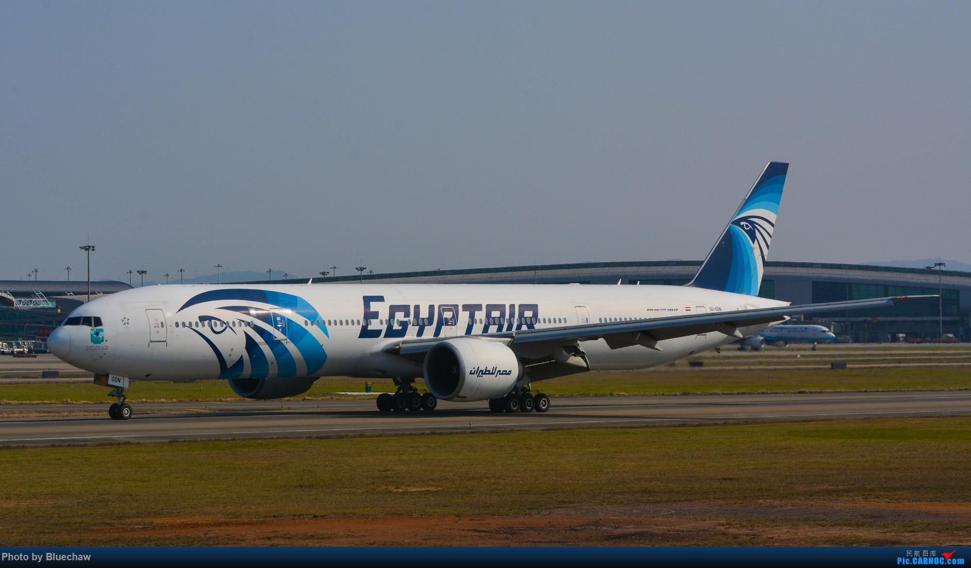 Re:[原创]二月白云拍机,酷航788等 BOEING 777-300ER SU-GDN 中国广州白云国际机场