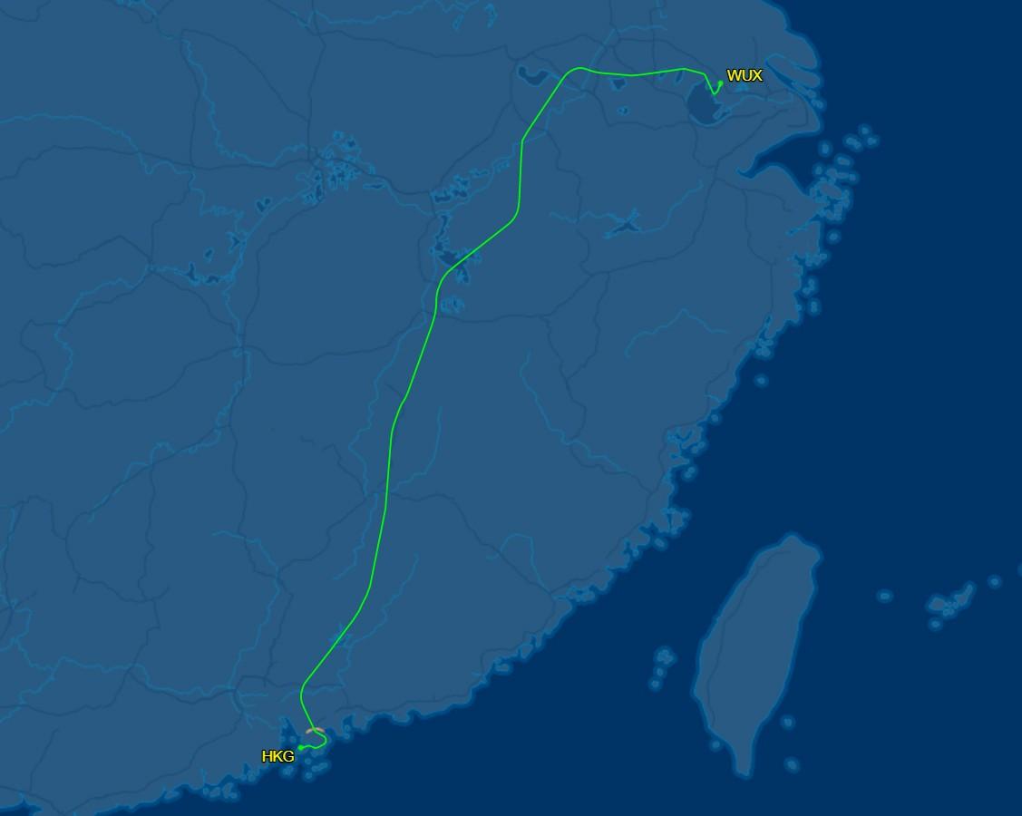 Re: [原创]【 寰球十万八千里 | 下集 | 午前曳航 】 AIRBUS A350-900 B-18907 中国香港国际机场