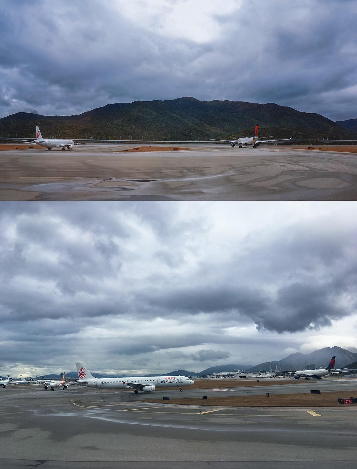 Re: [原创]【 寰球十万八千里 | 下集 | 午前曳航 】 AIRBUS A321-200 B-2292 中国香港国际机场