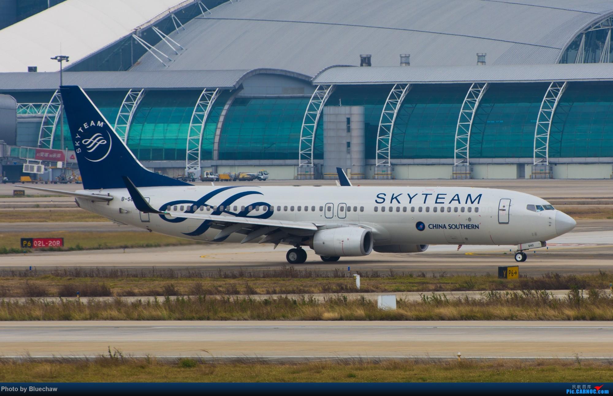 Re:[原创]二月白云拍机,酷航788等 BOEING 737-800 B-5640 中国广州白云国际机场