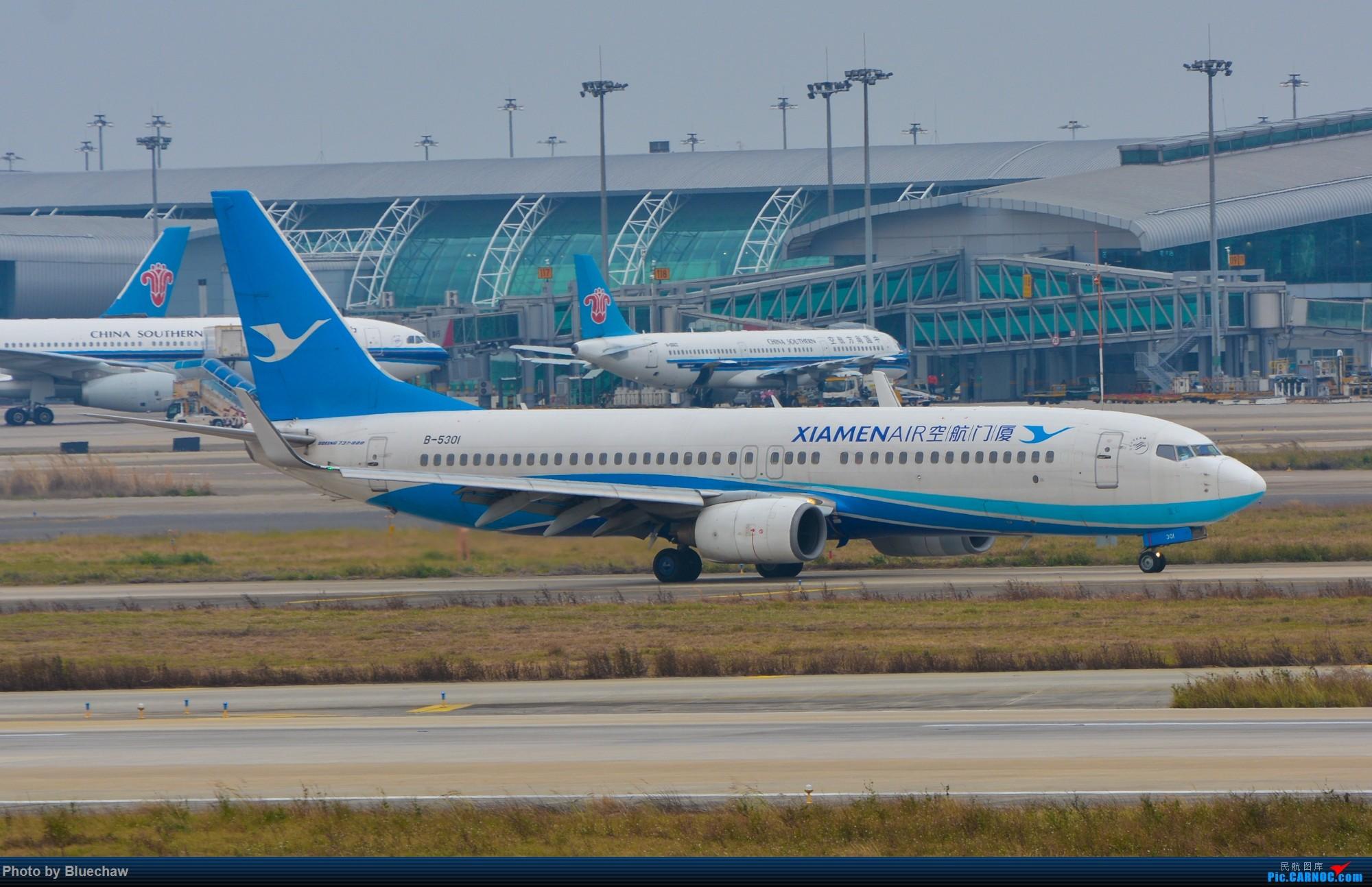 Re:[原创]二月白云拍机,酷航788等 BOEING 737-800 B-5301 中国广州白云国际机场