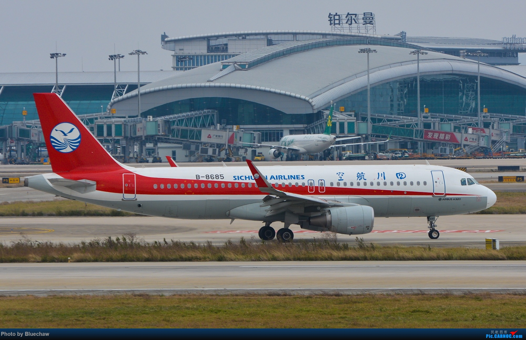 Re:[原创]二月白云拍机,酷航788等 AIRBUS A320-200 B-8685 中国广州白云国际机场