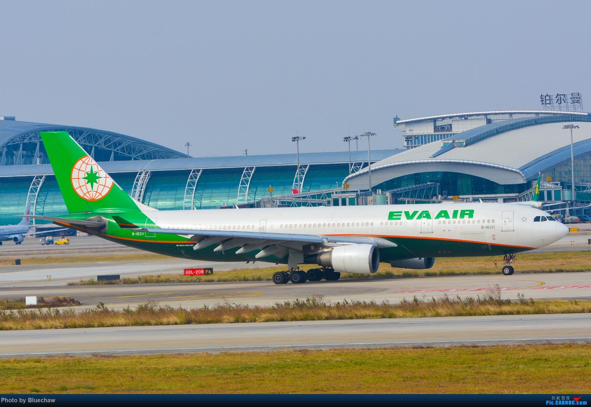 Re:[原创]二月白云拍机,酷航788等 AIRBUS A330-200 B-16311 中国广州白云国际机场