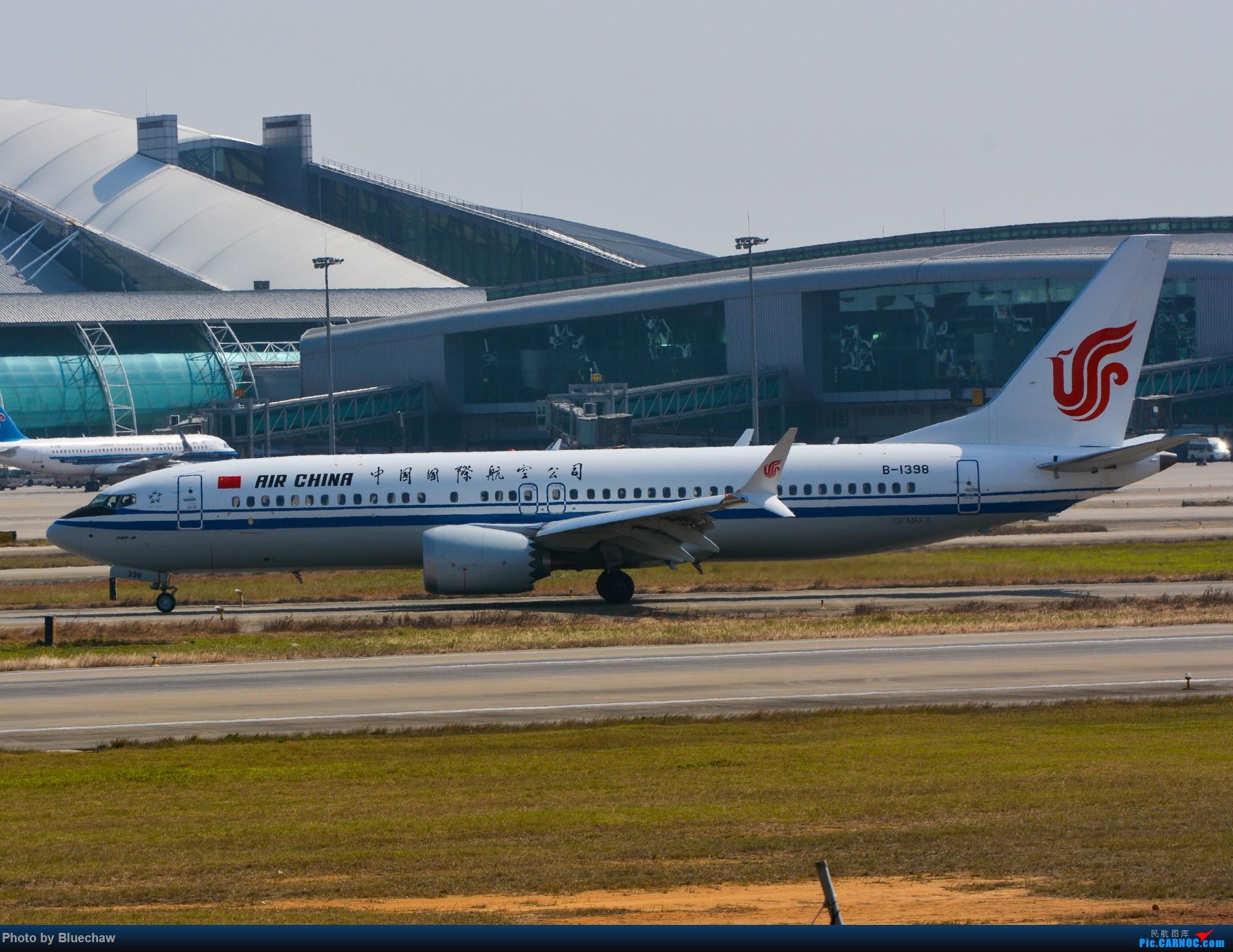 Re:[原创]二月白云拍机,酷航788等 BOEING 737MAX-8 B-1398 中国广州白云国际机场