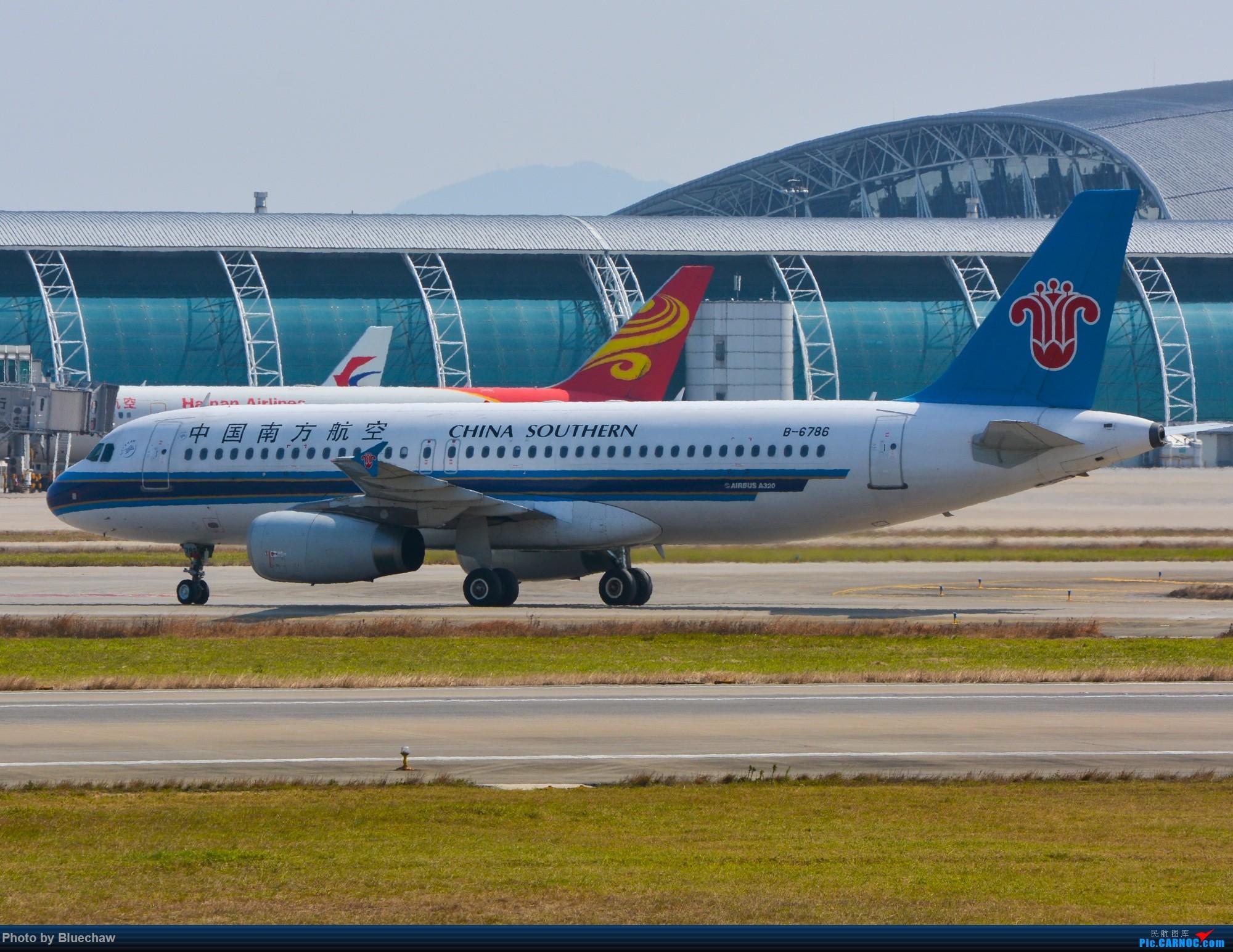 Re:[原创]二月白云拍机,酷航788等 AIRBUS A320-200 B-6786 中国广州白云国际机场