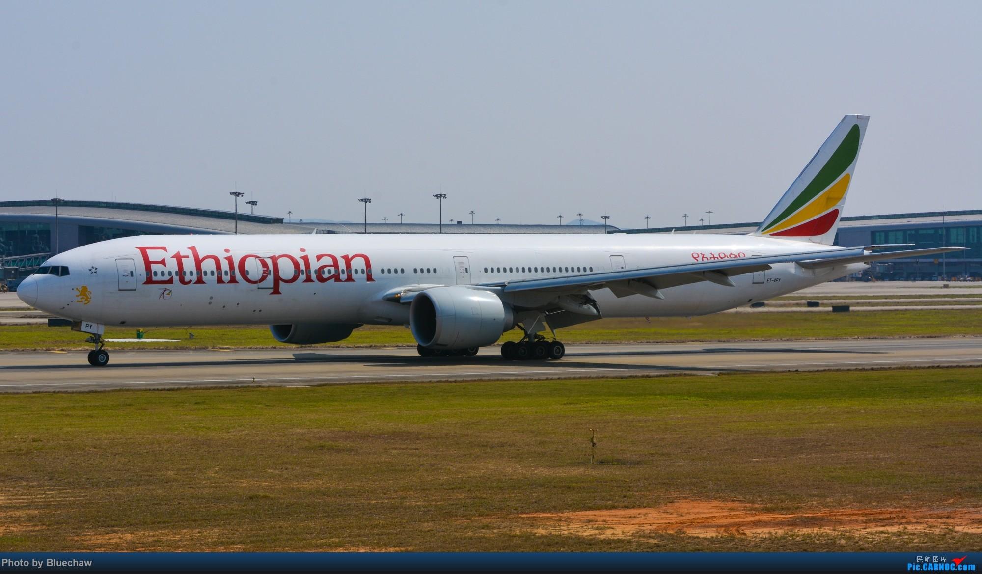 Re:[原创]二月白云拍机,酷航788等 BOEING 777-300ER ET-APY 中国广州白云国际机场