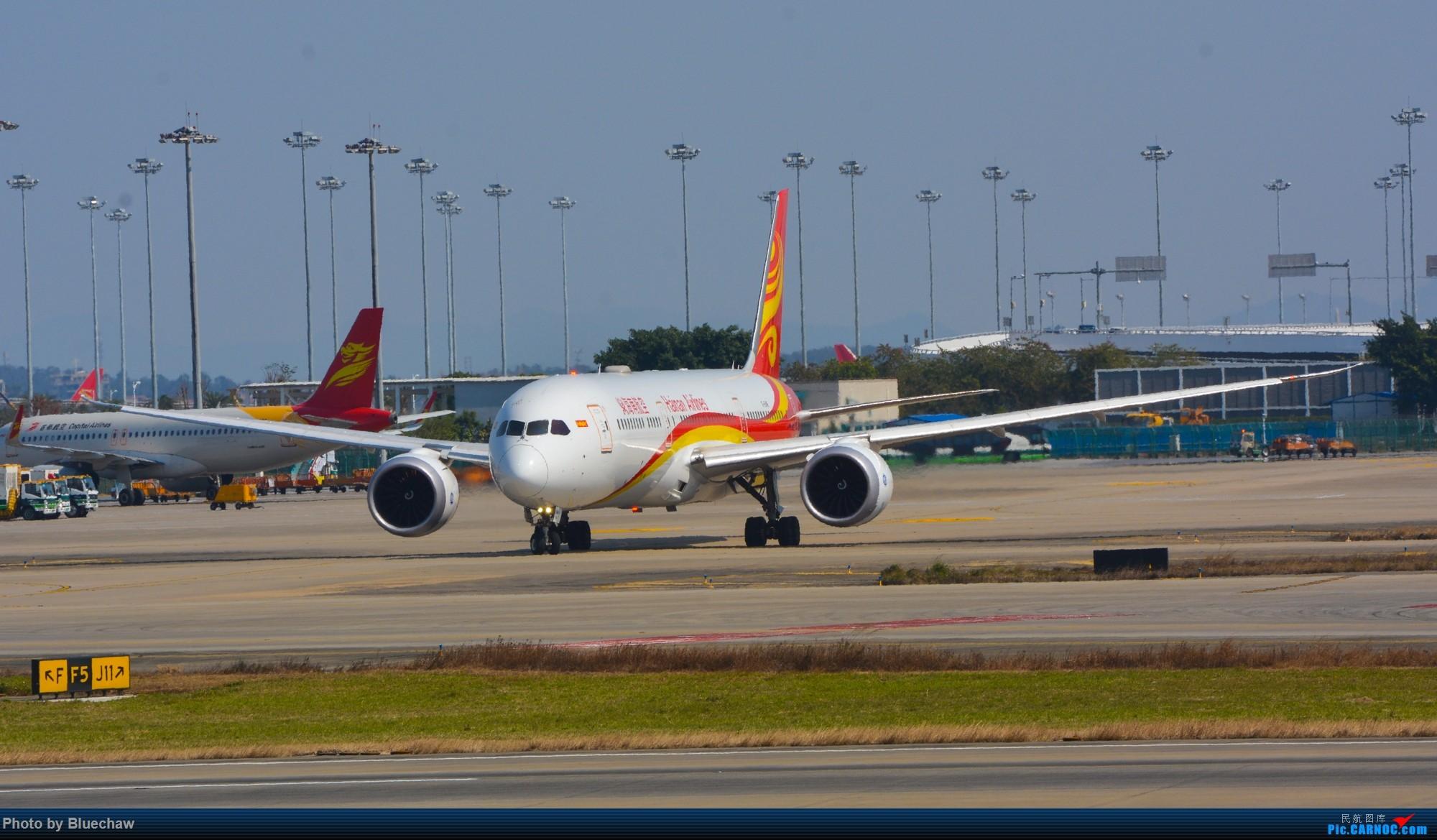 Re:[原创]二月白云拍机,酷航788等 BOEING 787-9 B-1546 中国广州白云国际机场