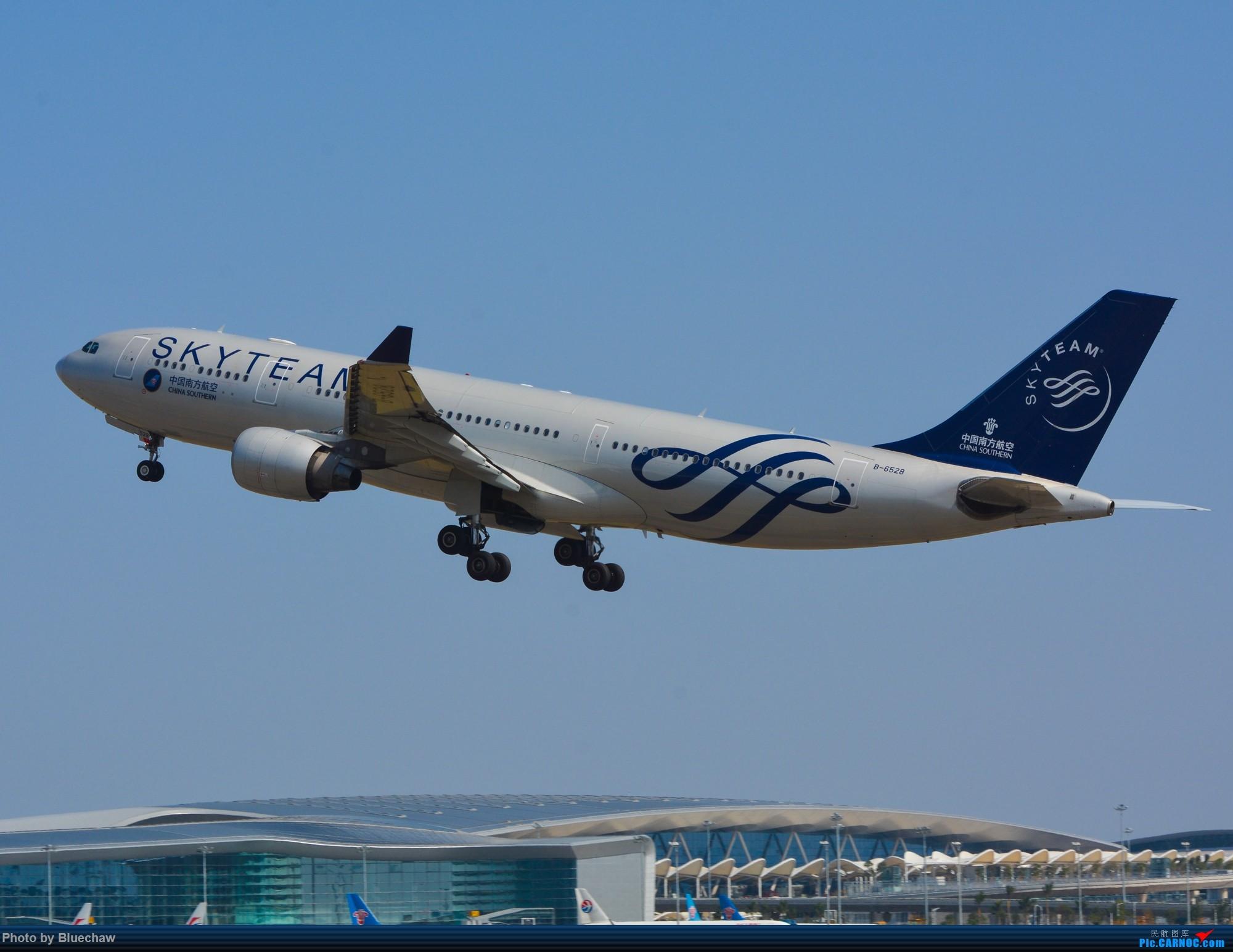 Re:[原创]二月白云拍机,酷航788等 AIRBUS A330-200 B-6528 中国广州白云国际机场