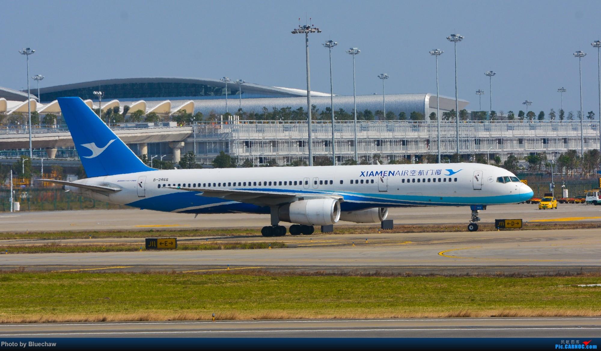 Re:[原创]二月白云拍机,酷航788等 BOEING 757-200 B-2868 中国广州白云国际机场