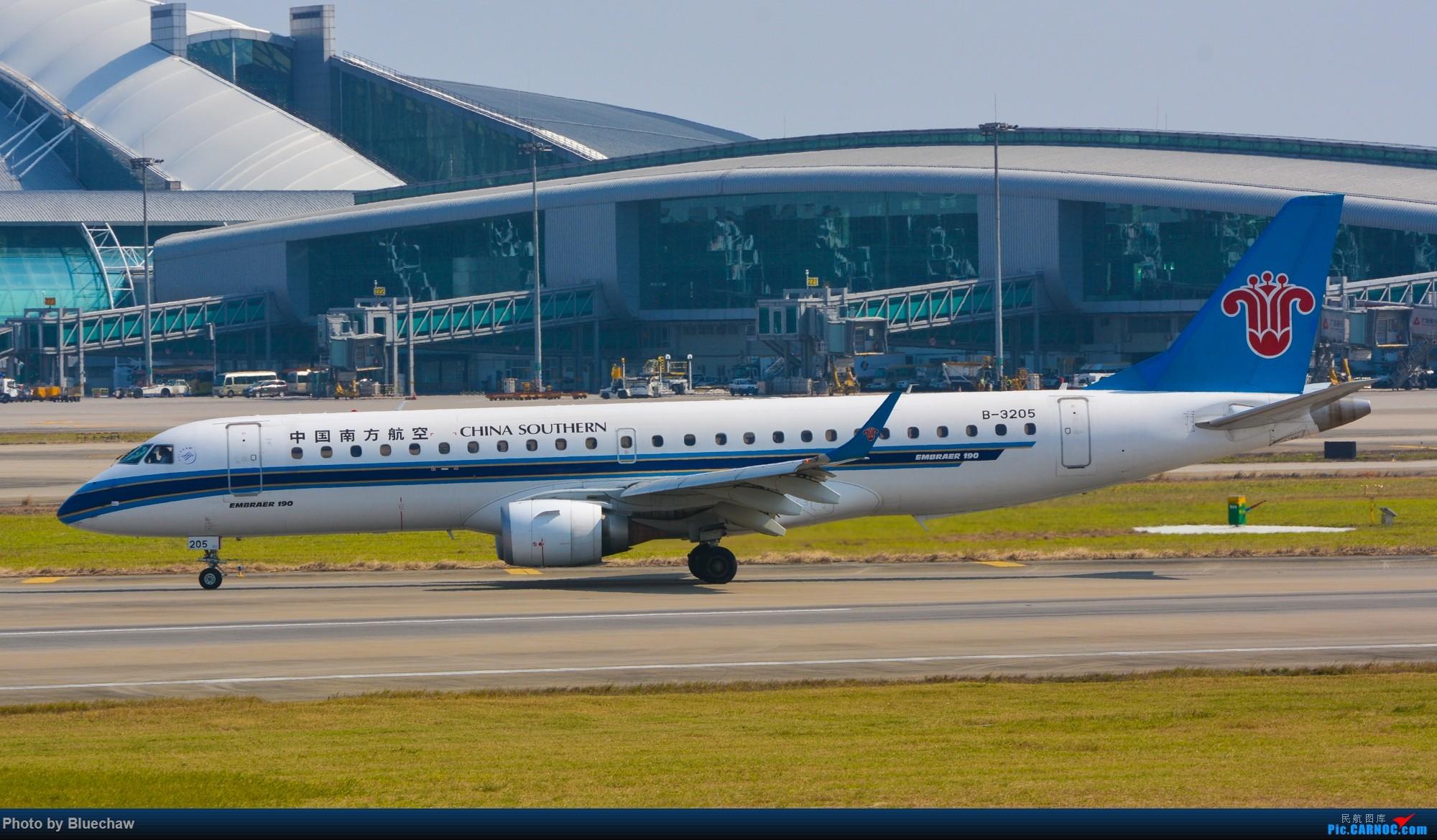 Re:[原创]二月白云拍机,酷航788等 EMBRAER E-190 B-3205 中国广州白云国际机场
