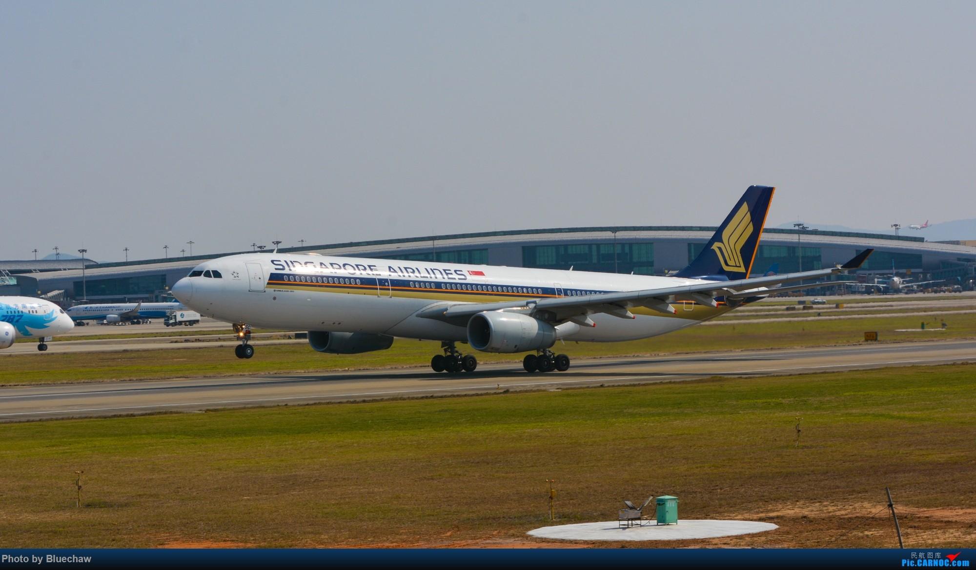 Re:[原创]二月白云拍机,酷航788等 AIRBUS A330-300 9V-STR 中国广州白云国际机场
