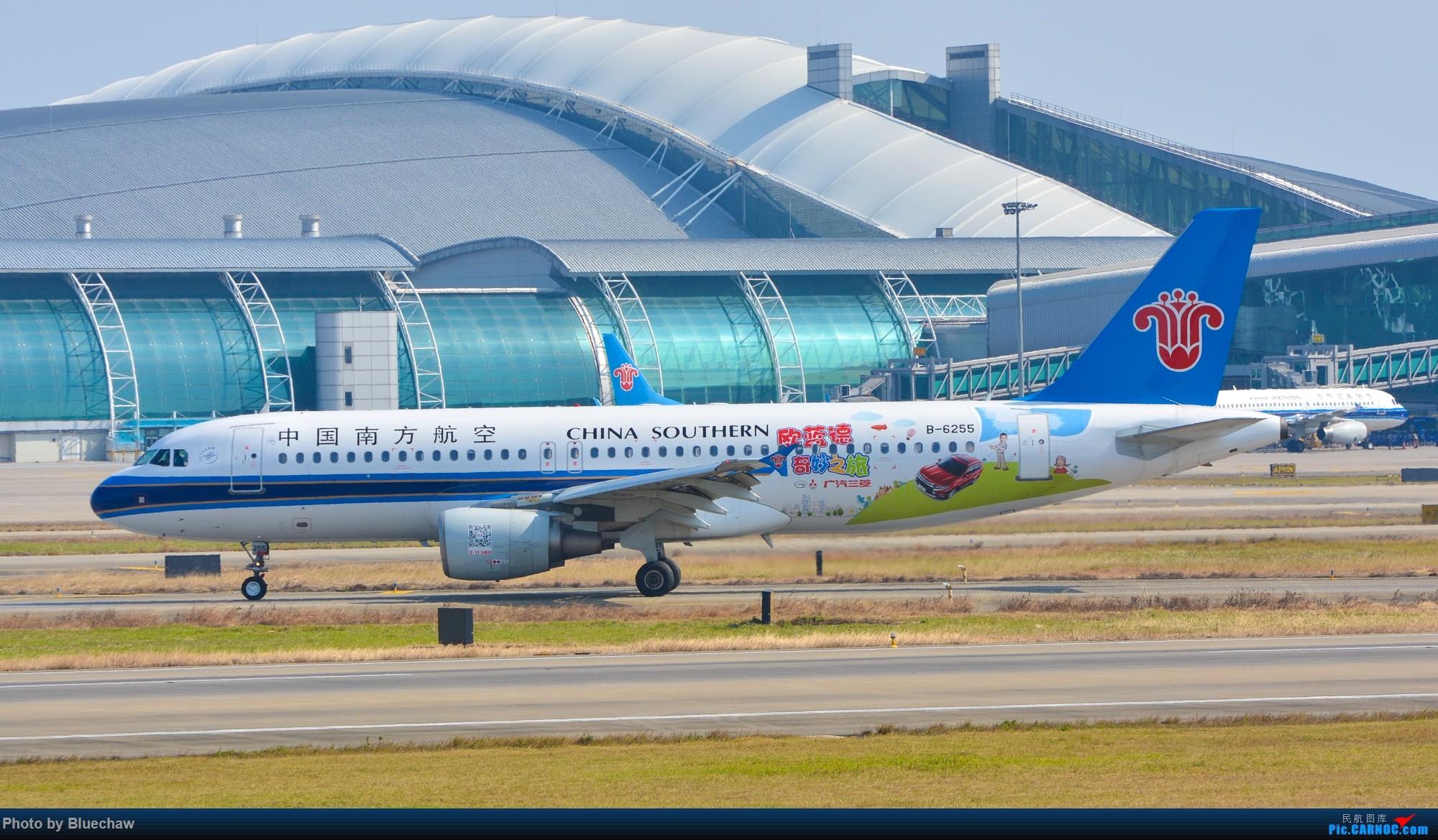 Re:[原创]二月白云拍机,酷航788等 AIRBUS A320-200 B-6255 中国广州白云国际机场