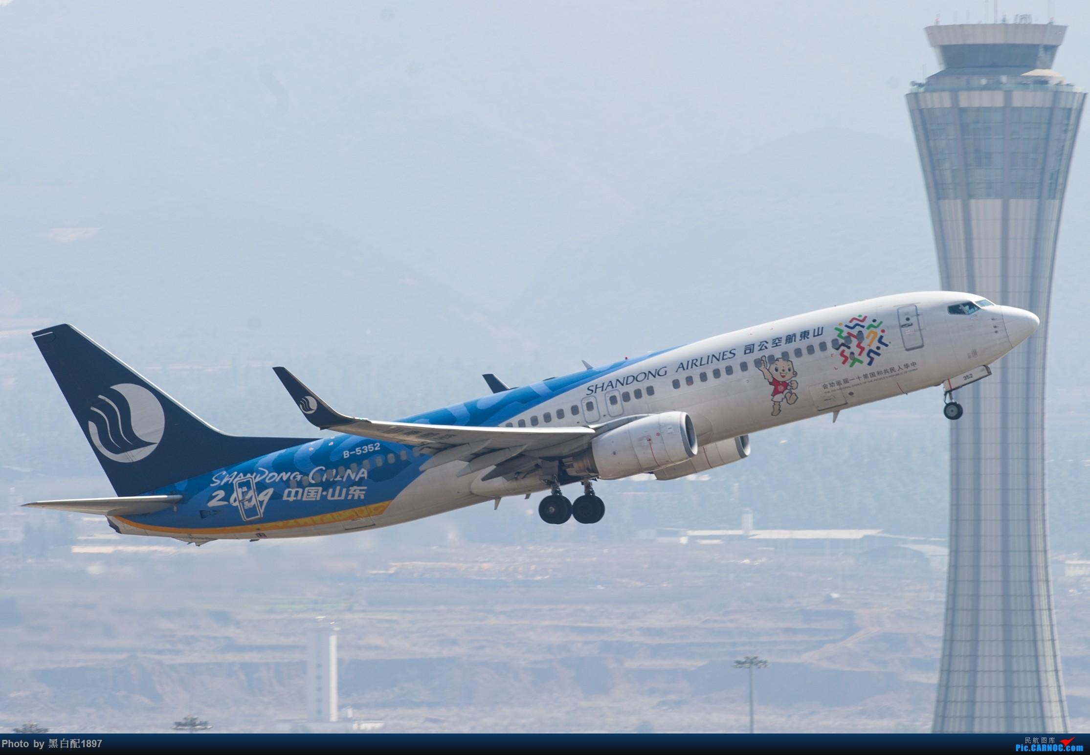 Re:[原创]鸡年收官 BOEING 737-800 B-5352 中国昆明长水国际机场