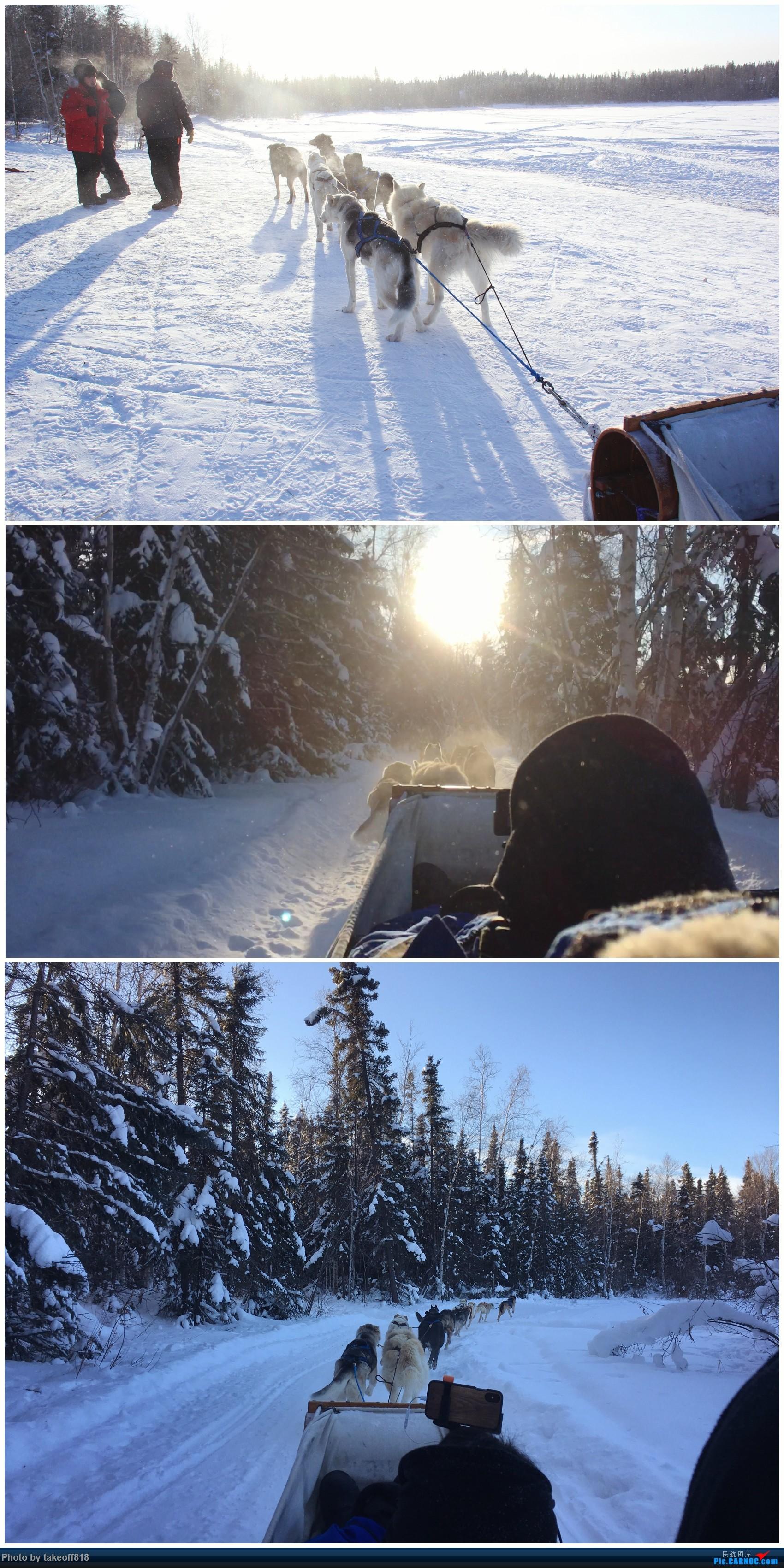 Re:[原创]深冬加拿大之行,西北领地,零下33度,体感温度零下50度,感受严寒。