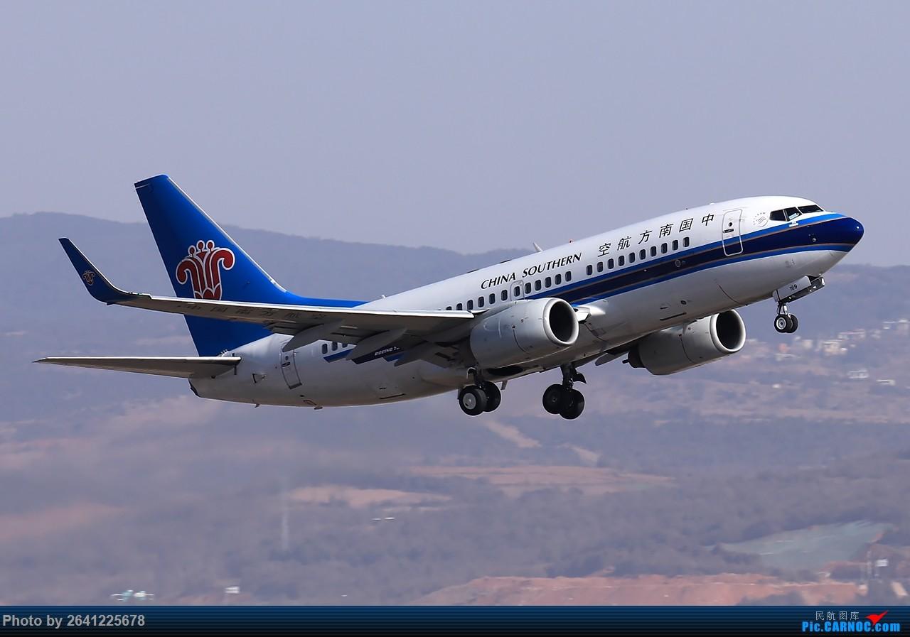 Re:[原创]【KMG】小周游记第6集拍机贴 BOEING 737-700 B-2169 中国昆明长水国际机场