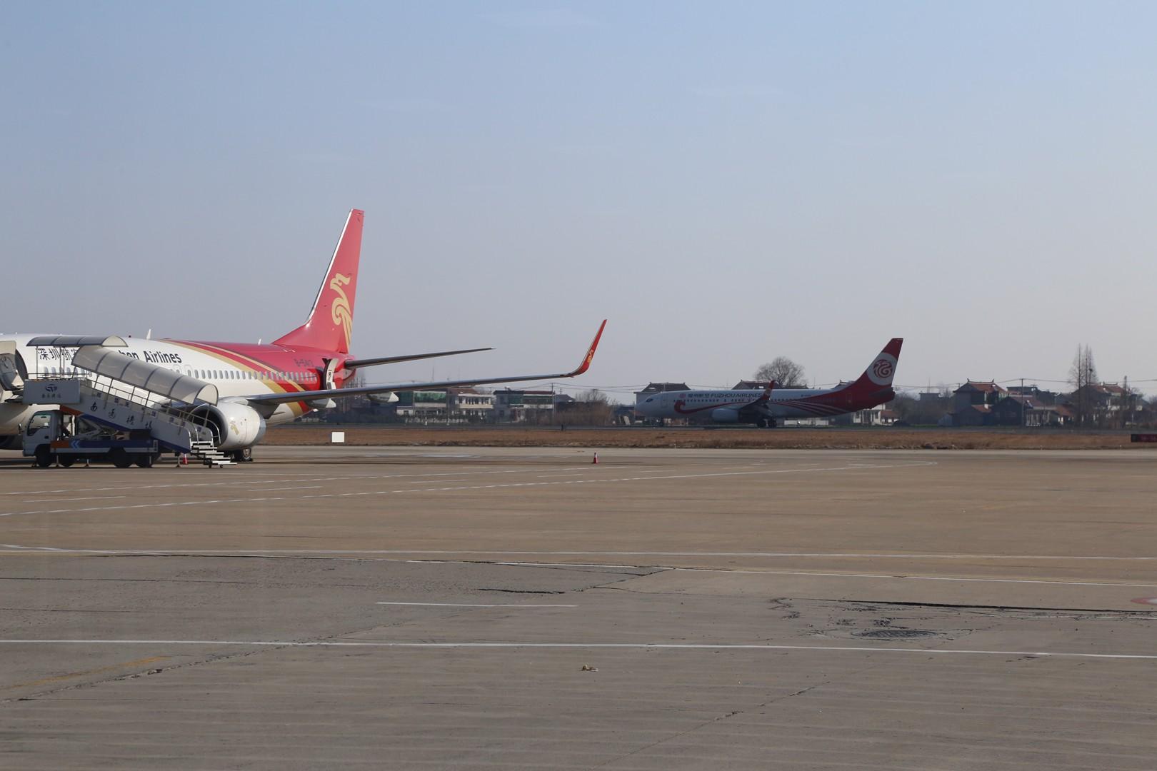 Re:[原创]白云之城——广州行记(南通兴东ZSNT/NTG—广州白云ZGGG/CAN—上海虹桥ZSSS/SHA) BOEING 737-800 B-1559 中国南通兴东机场