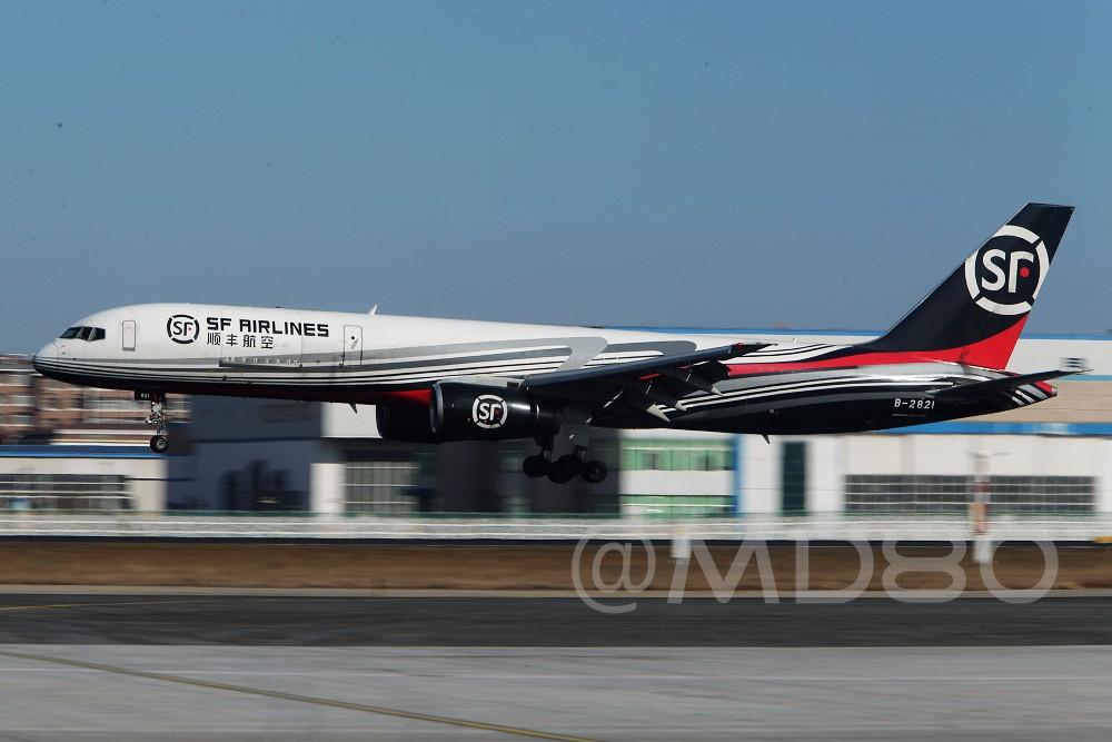 Re:[DLC场外] 周末 BOEING 757-200 B-2821 中国大连国际机场