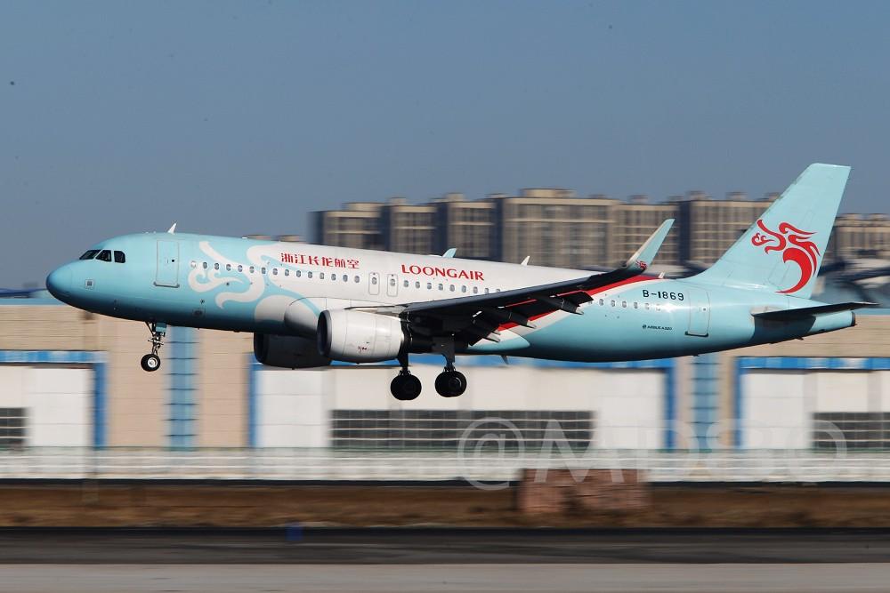 Re:[原创][DLC场外] 周末 AIRBUS A320-200 B-1869 中国大连国际机场