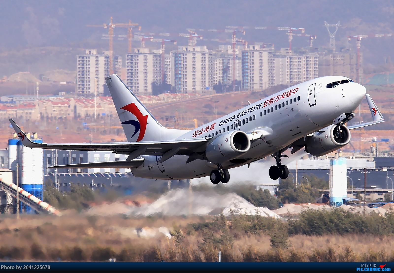 Re:[原创]【KMG】小周游记第6集拍机贴 BOEING 737-700 B-5231 中国昆明长水国际机场