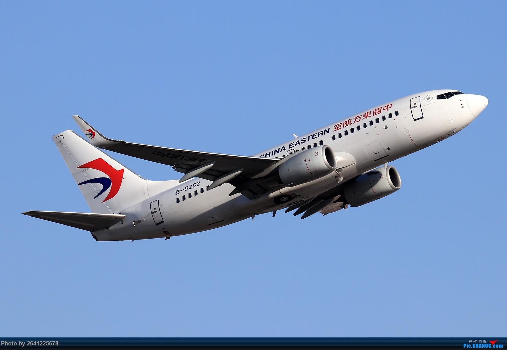 Re:[原创]【KMG】小周游记第6集拍机贴 BOEING 737-700 B-5282 中国昆明长水国际机场
