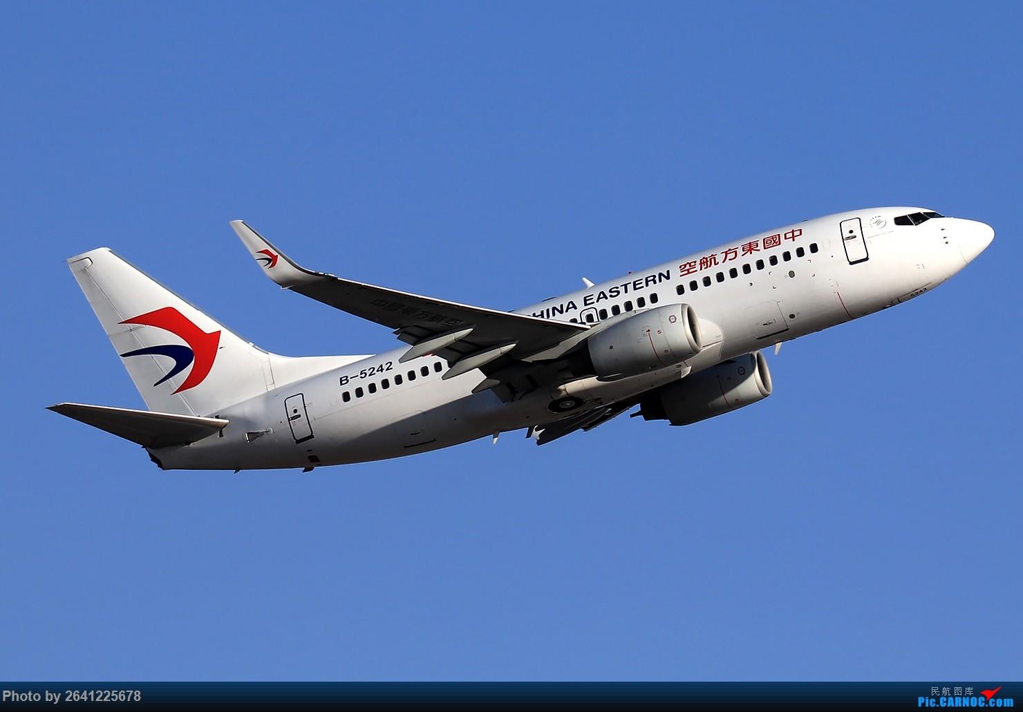 Re:[原创]【KMG】小周游记第6集拍机贴 BOEING 737-700 B-5242 中国昆明长水国际机场