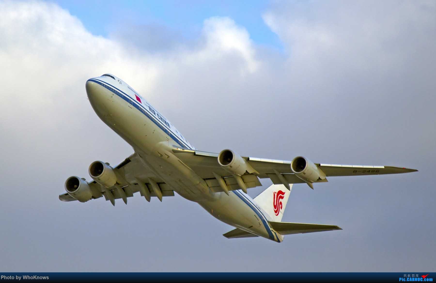 Re:[原创]鸡年收官拍了 BOEING 747-8I B-2486 美国纽约约翰·菲茨杰拉德·肯尼迪国际机场