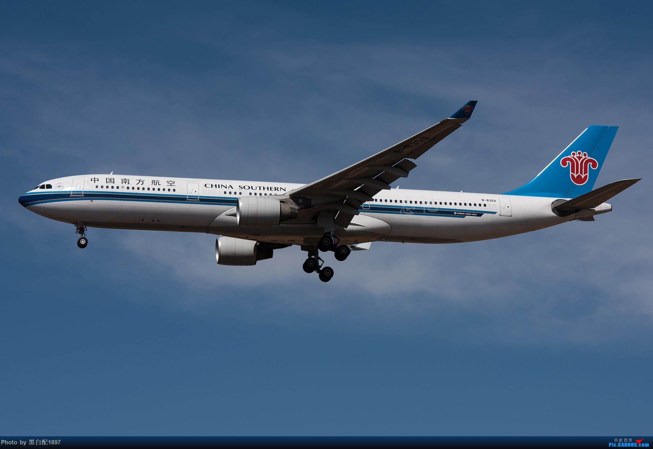 Re:[原创]鸡年收官图第二版 AIRBUS A330-300 B-8359 中国昆明长水国际机场