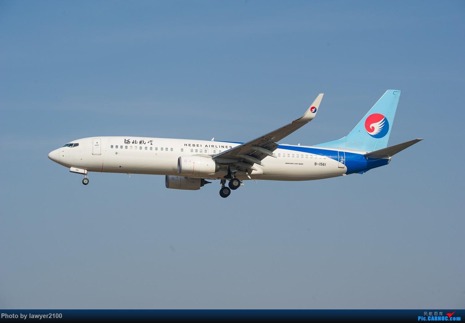 Re:[原创]HGH-----鸡年拍机收官战 BOEING 737-800 B-1561 中国杭州萧山国际机场