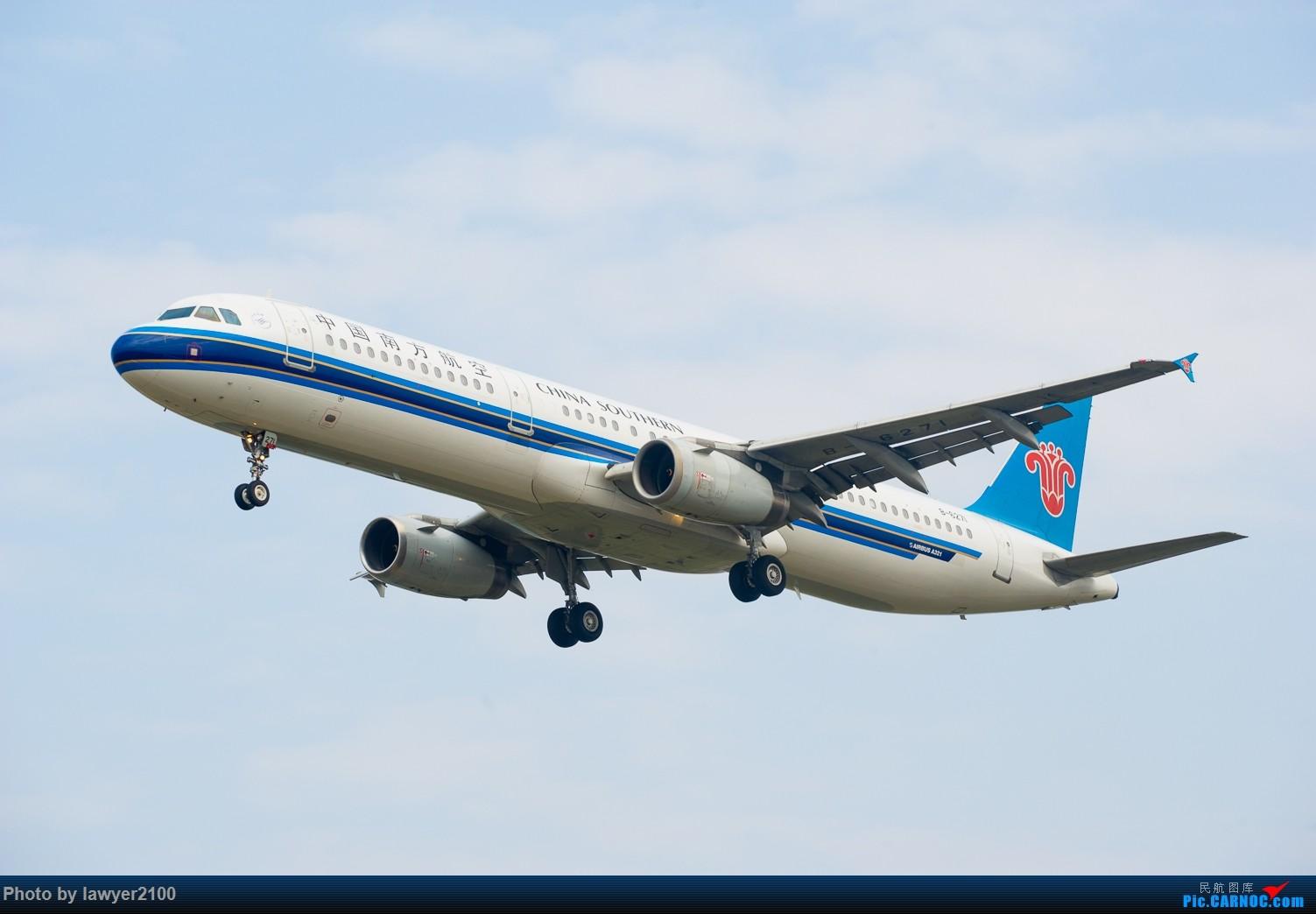 Re:[原创]HGH-----鸡年拍机收官战 AIRBUS A321-200 B-6271 中国杭州萧山国际机场