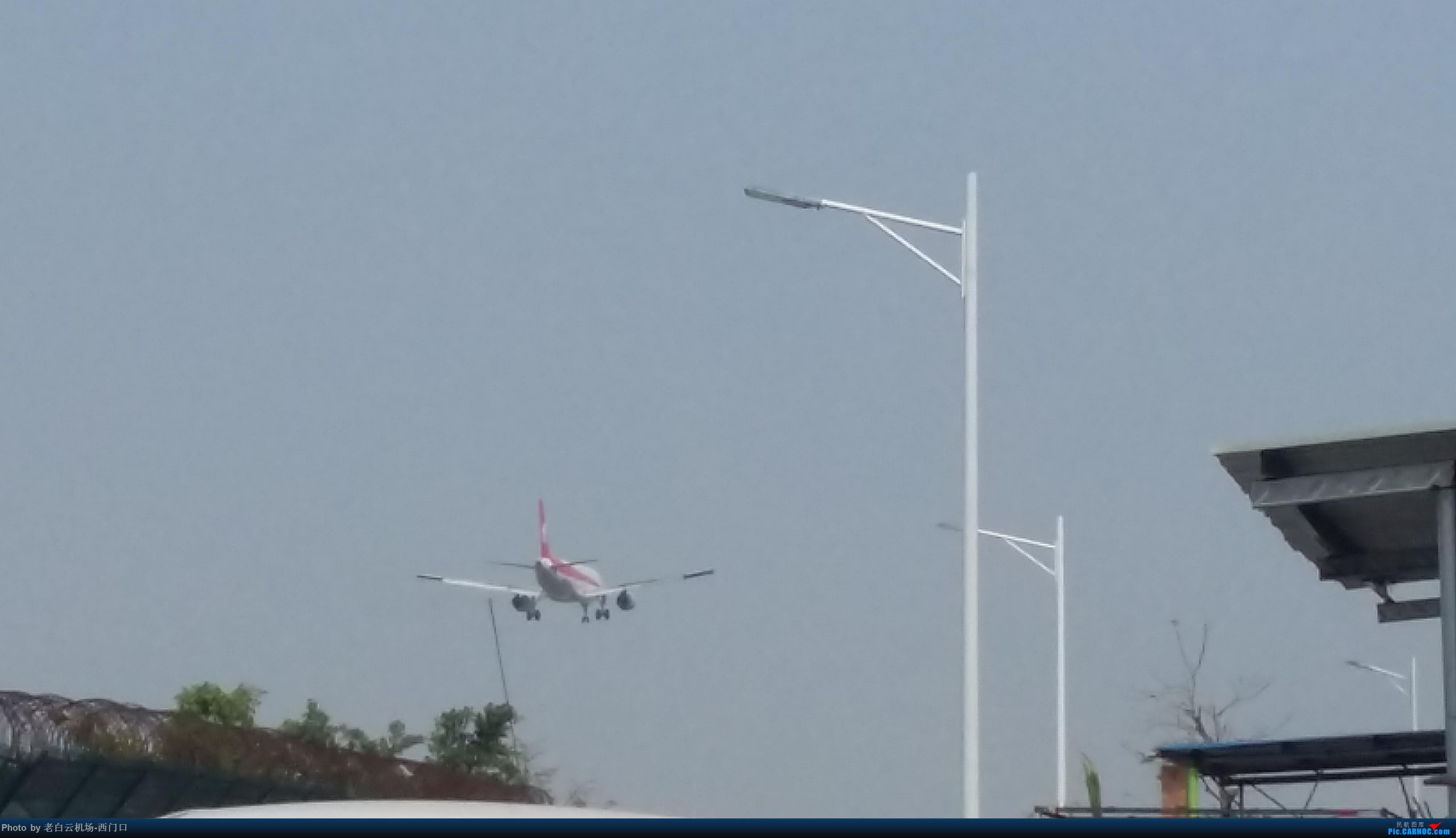 Re:[原创]我的拍飞机心情(广州) AIRBUS A320-200 B-6323 中国广州白云国际机场